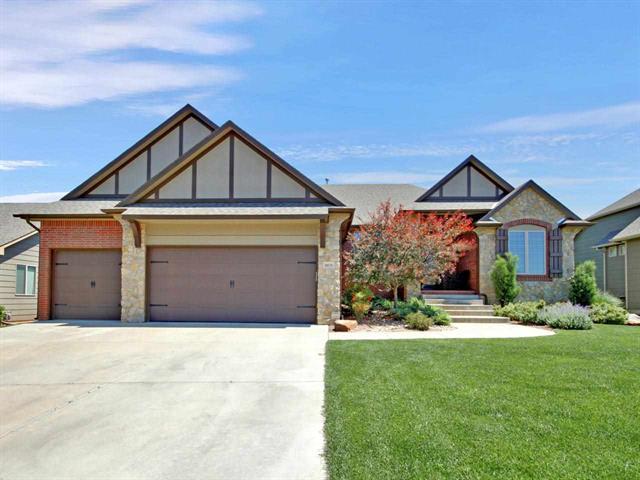 For Sale: 8830 W Westlakes Ct, Wichita KS