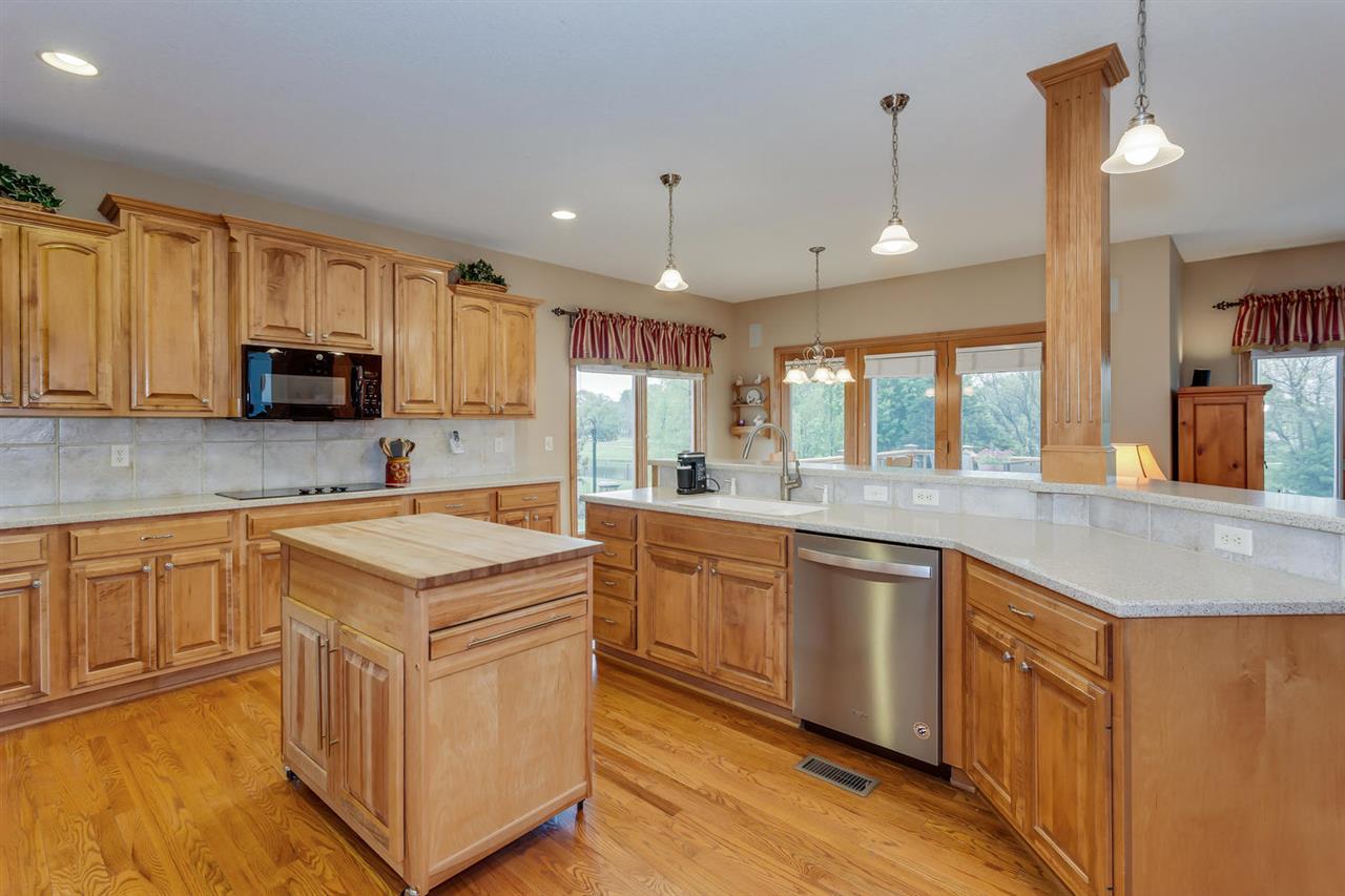 For Sale: 1604 N ROCKY CREEK RD, Wichita KS