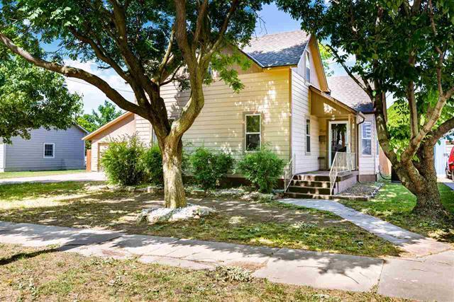 For Sale: 201 S Birch St, Hillsboro KS