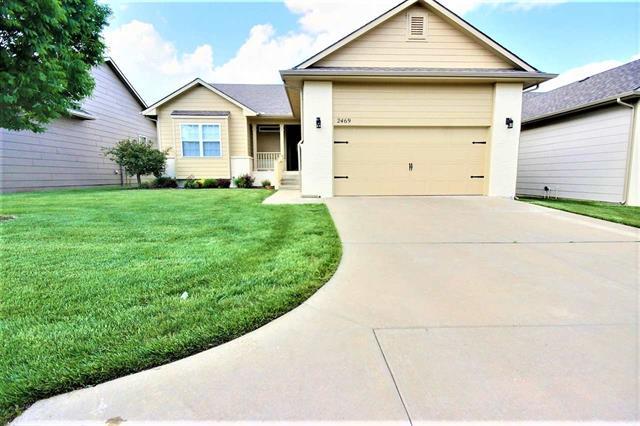 For Sale: 2469 N 127th Ct E, Wichita KS