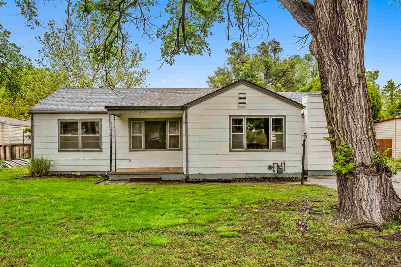 CHECK OUT THIS MOVE-IN READY HOME ON .45 ACRES! THIS CHARMING RANCH FEATURES NEWER FLOORING, AND PAI