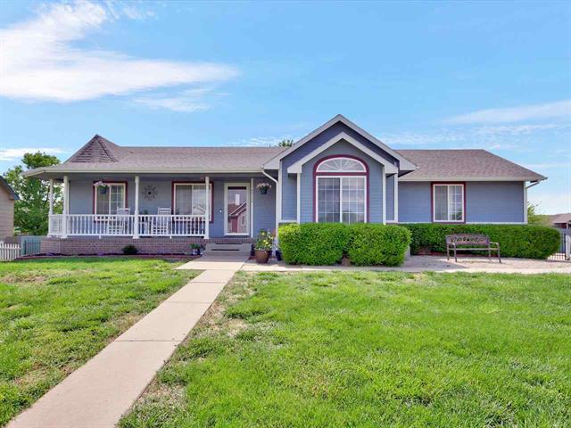 For Sale: 213 N POSTON RD, Rose Hill KS