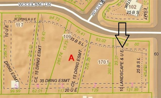 For Sale: Lot 1  Block A, Woodland Drive, Mulvane KS