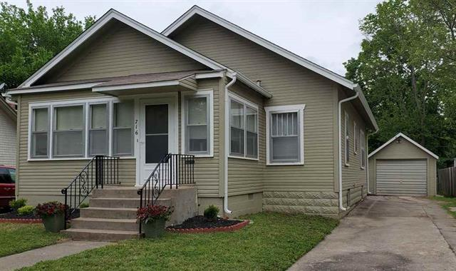 For Sale: 716 E 5TH ST, Newton KS