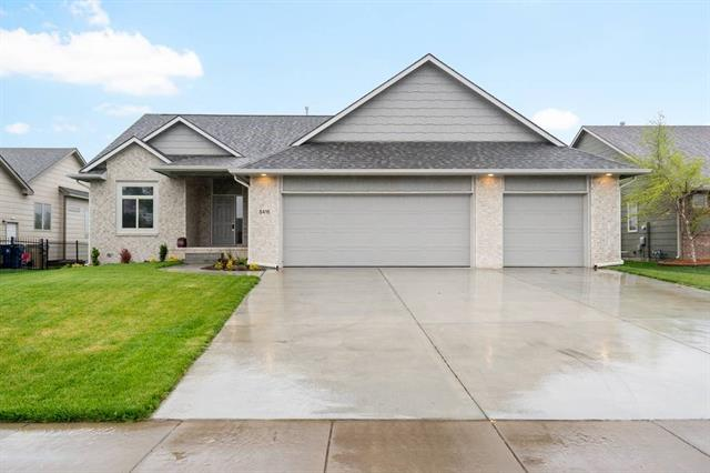 For Sale: 8416 W Coral St, Maize KS