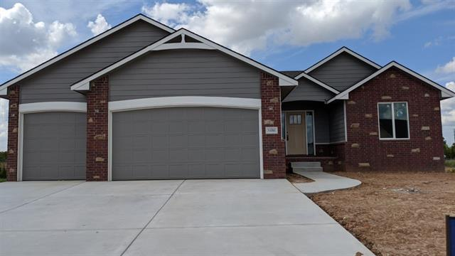 For Sale: 3486 N Hickam Ct, Derby KS