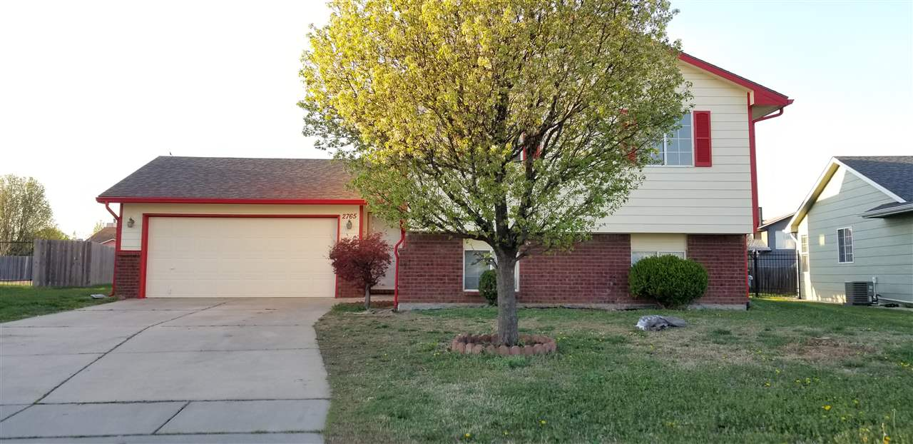 Move-in ready condition on this bi-level features 3 bedrooms, 2 baths, an office and 2 car garage, a sun-room, new interior and exterior paint, and new flooring on main floor.