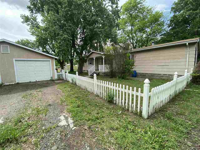 For Sale: 121 N Jackson, Sedgwick KS
