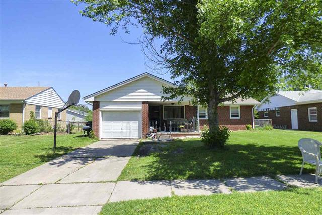 For Sale: 1614 W GREENFIELD ST, Wichita KS