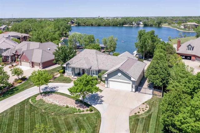 For Sale: 2772 N North Shore Ct, Wichita KS
