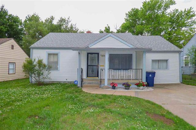 For Sale: 825 S PINECREST AVE, Wichita KS