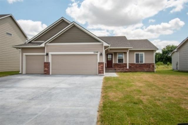 For Sale: 1249 E Prairie Hill Cir, Park City KS
