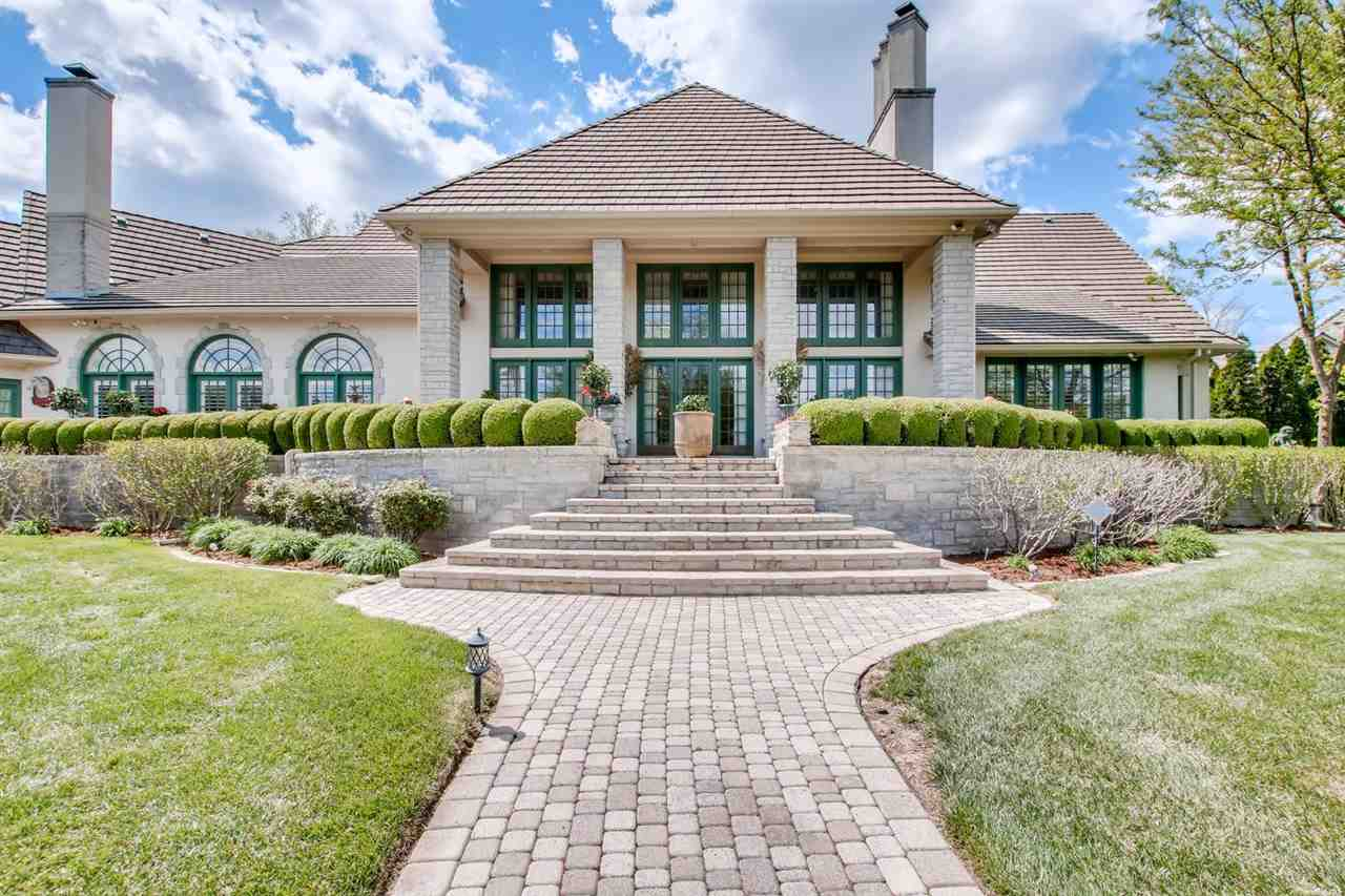 An extraordinary home, a rare find…this is it, your perfect moment. Wichita's most exclusive home, t