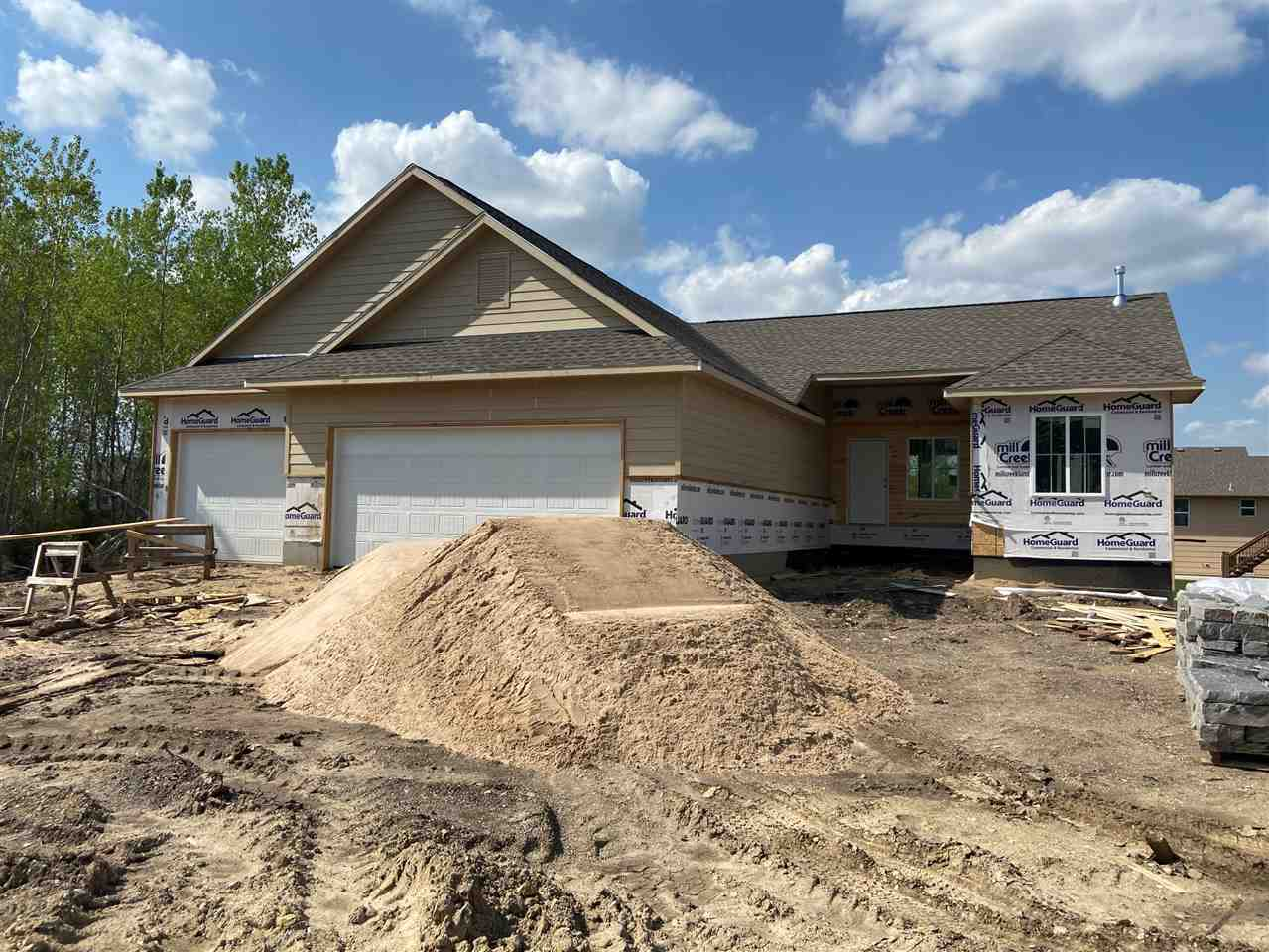 Another great build from Woods Homes!  This home will feature a fully finished 5 bedroom, 3 bath flo