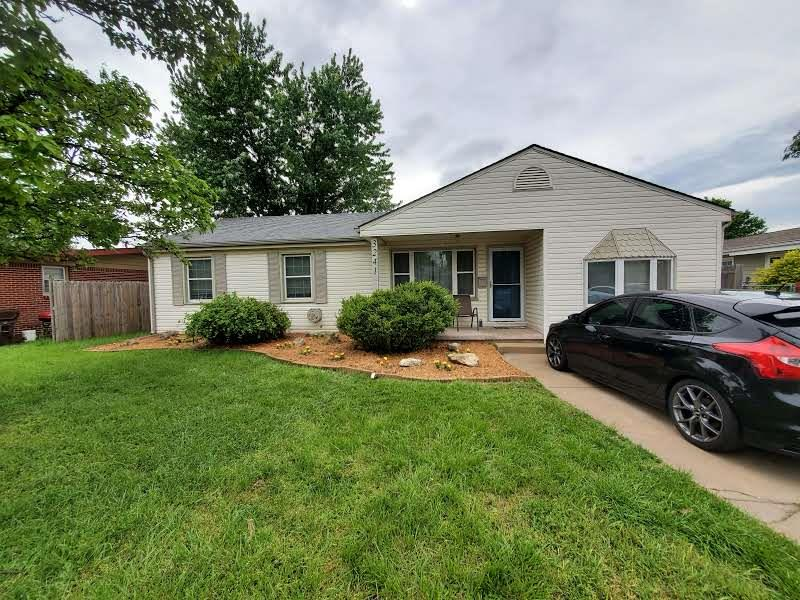 This is a cute home priced to sell. Four bedrooms & 1.5 baths. 4th bedroom is being used as master,