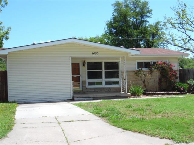 For Sale: 1400 N Baltimore Ave, Derby KS