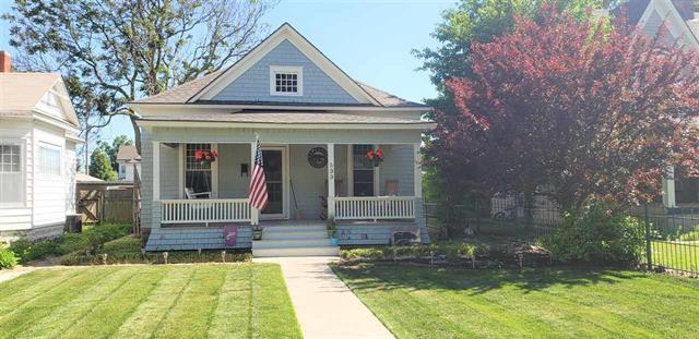 For Sale: 533 E Sherman St, Hutchinson KS