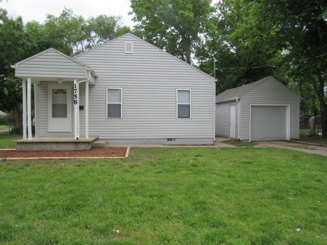 For Sale: 1758 S Palisade, Wichita KS