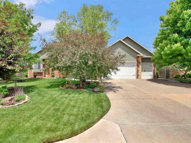 For Sale: 2514 E Saint Andrew Ct, Goddard KS
