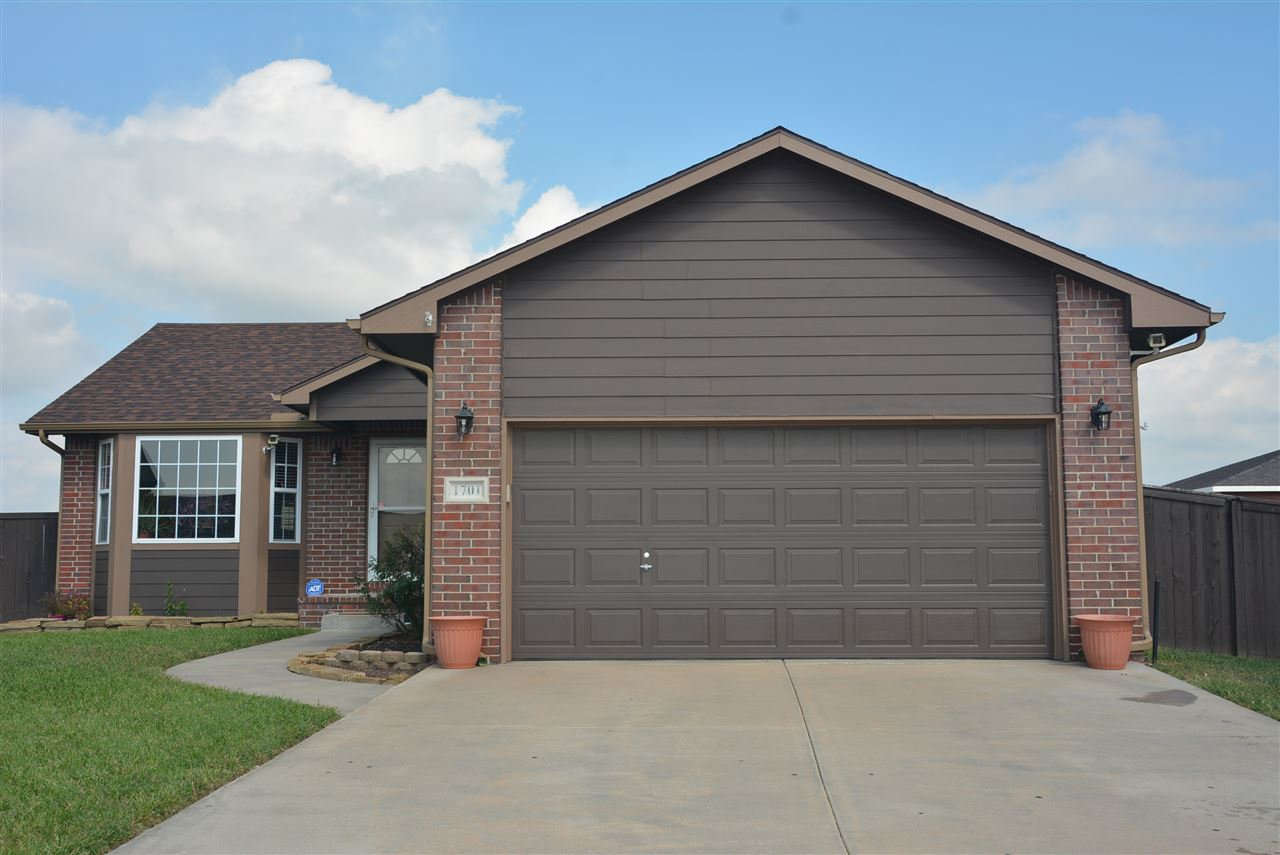 Awesome House! New roof, open living and dining area, lots of cabinets, neutral colored paint throug