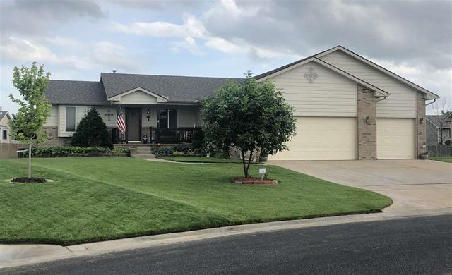 For Sale: 1521 N Cleary Ln, Goddard KS