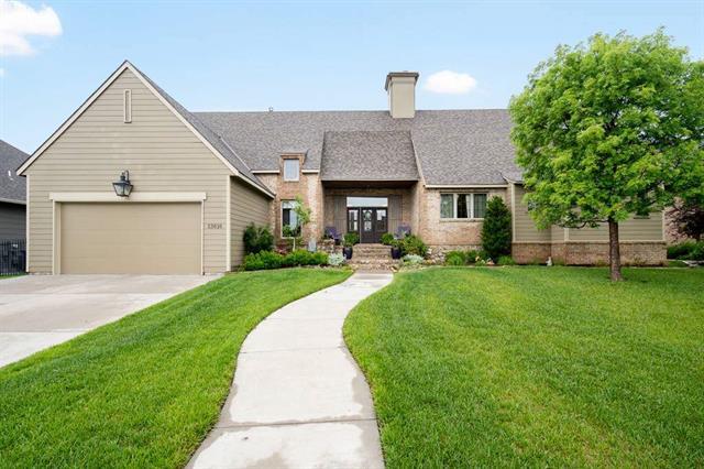 For Sale: 13616 E MAINSGATE ST, Wichita KS