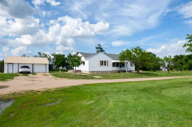 For Sale: 207 S BONE SPRINGS RD, Abbyville KS