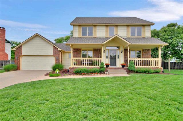 For Sale: 251 N LAKESIDE DR, Andover KS