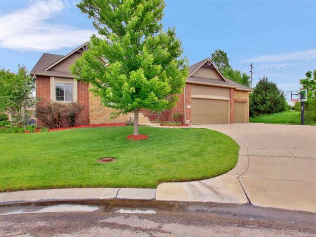 For Sale: 8921 W Silver Hollow Ct, Wichita KS