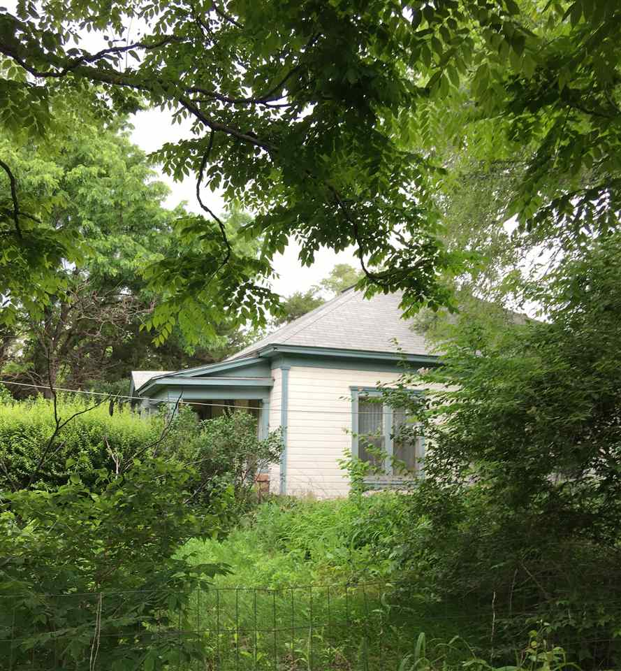 A great opportunity to make this home site your own!  There are two parcels to be sold together, one