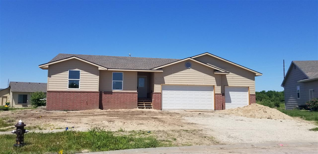 Brand new home in Valley Center.  The buyer will be eligible for a 5 year tax credit. This home has