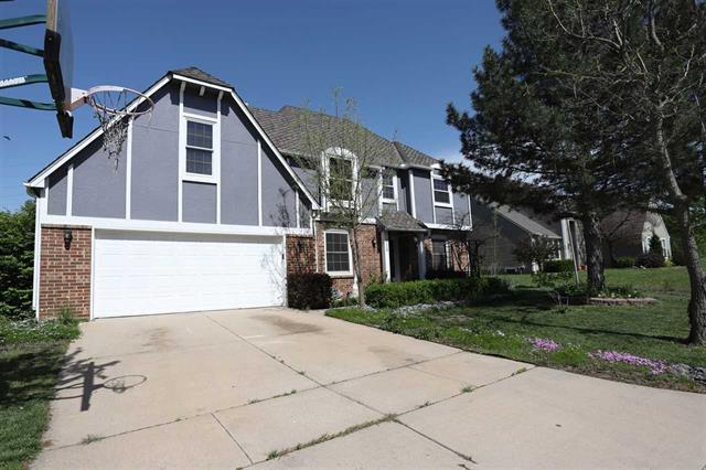 For Sale: 7028 E MAINSGATE CT., Wichita KS