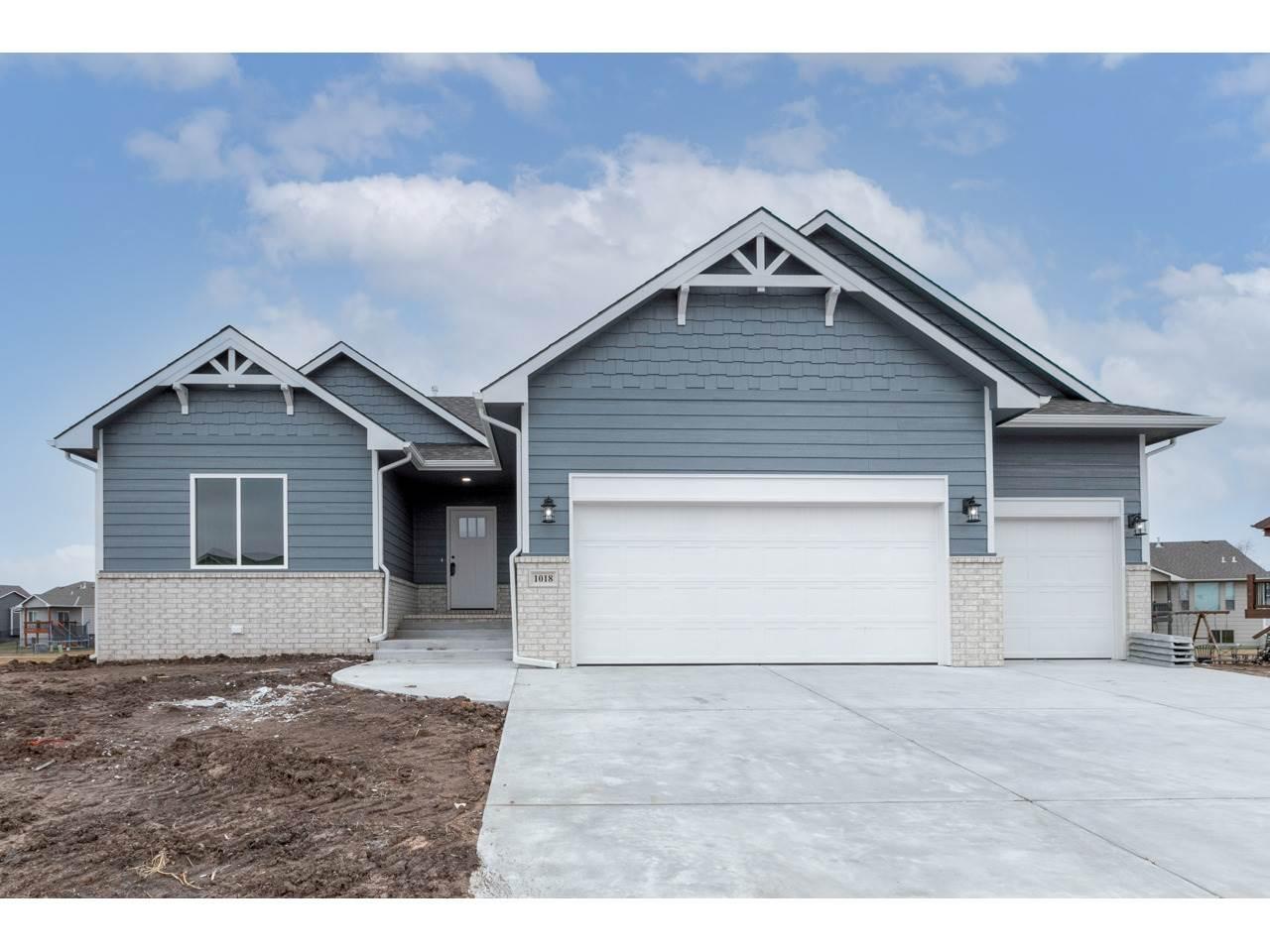 1018 N Forestview St, Wichita, KS, 67235