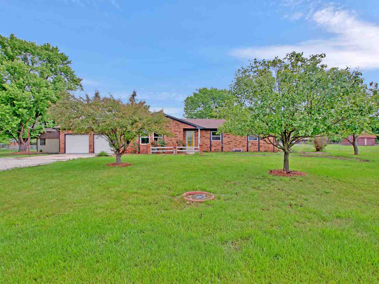JUST LISTED - WELCOME HOME TO COUNTY LIVING in the Heart of Wichita! - No HOA! No neighbors across t