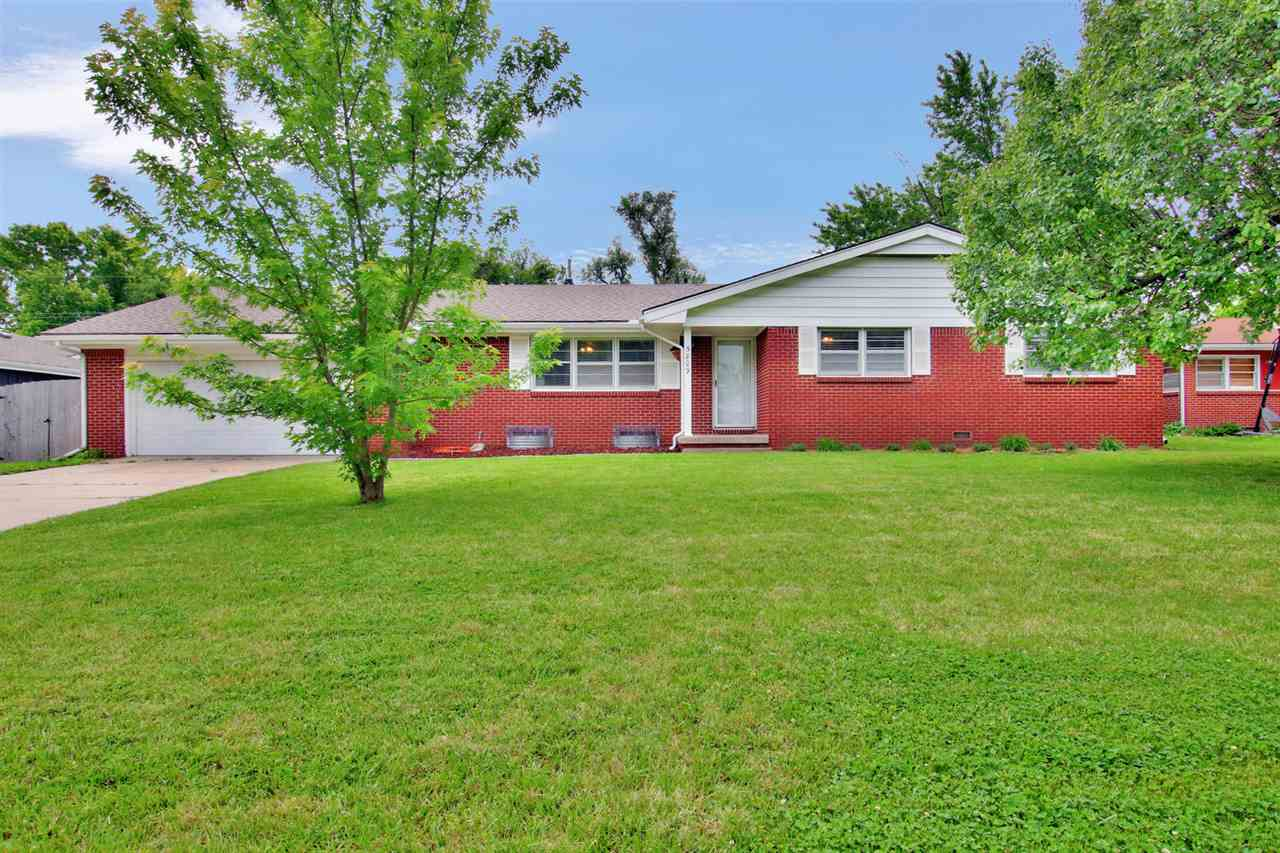 Come home to the serenity of this all brick, updated ranch in a highly sought after neighborhood!  T