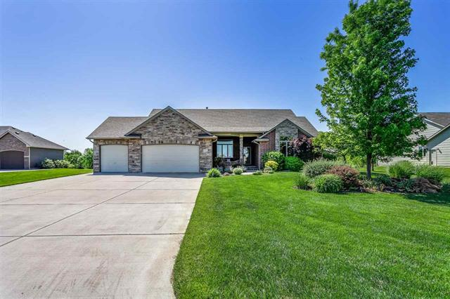 For Sale: 1721 E Elk Ridge, Goddard KS