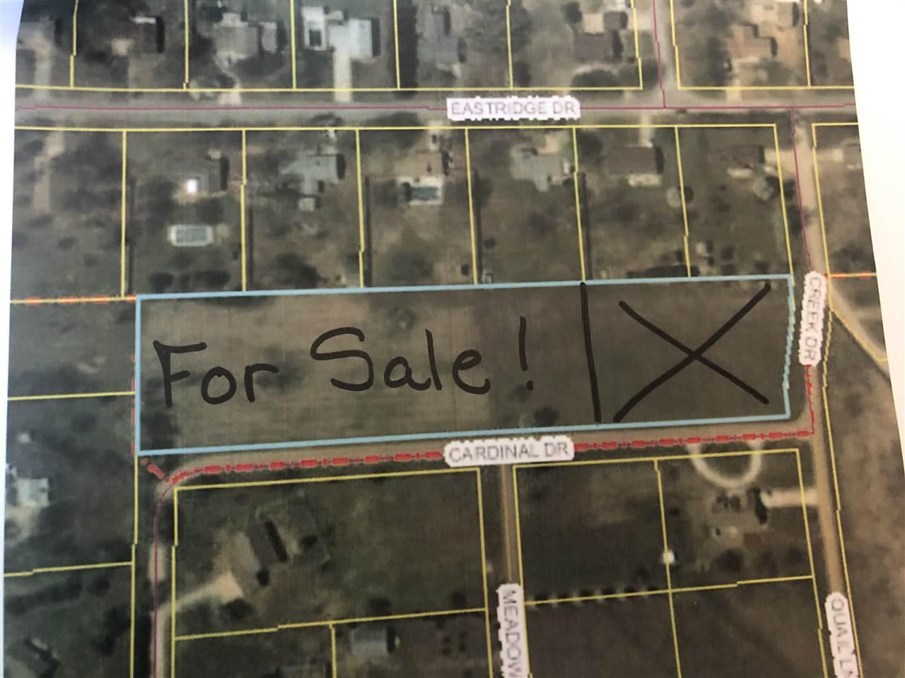For Sale: 0  Eastridge Dr, Parkerfield KS
