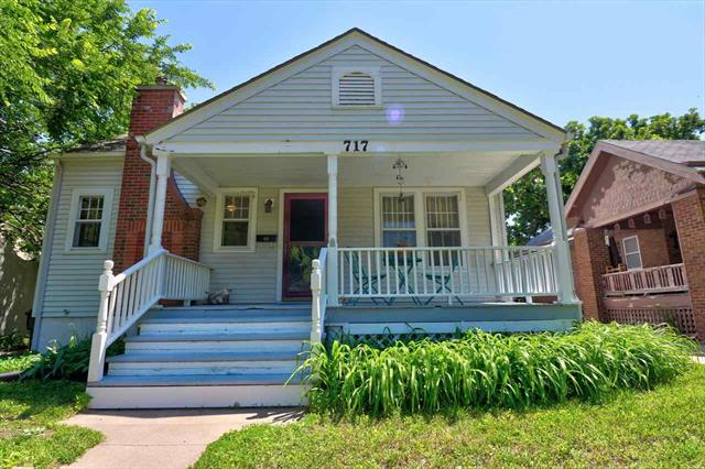 For Sale: 717 E 5th St, Newton KS