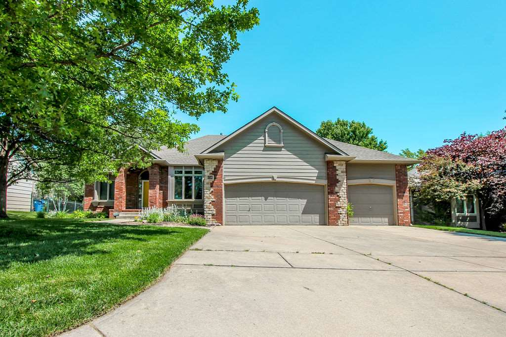 Welcome to this beautiful West Wichita home in the desirable Maize School District. This home offers