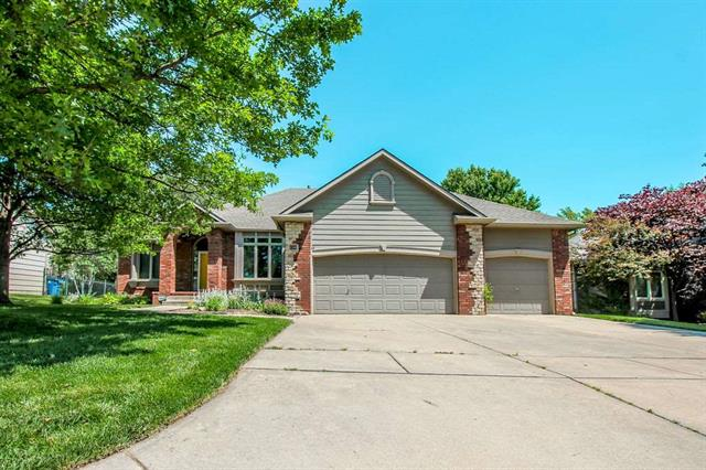 For Sale: 8506 W Shadow Lakes St, Wichita KS