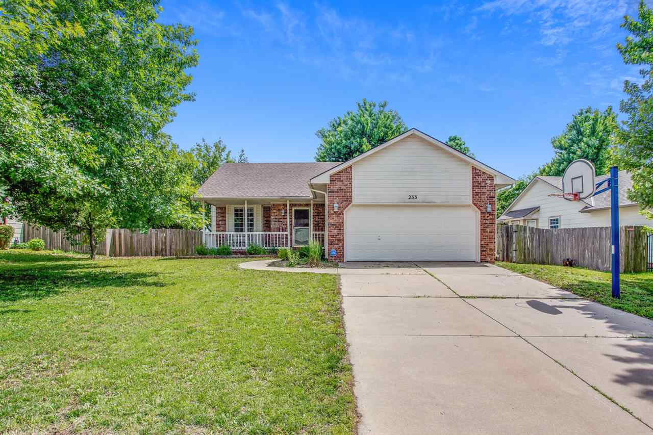 Look no further...this is it!  This sensational recently remodeled ranch is move in ready and featur