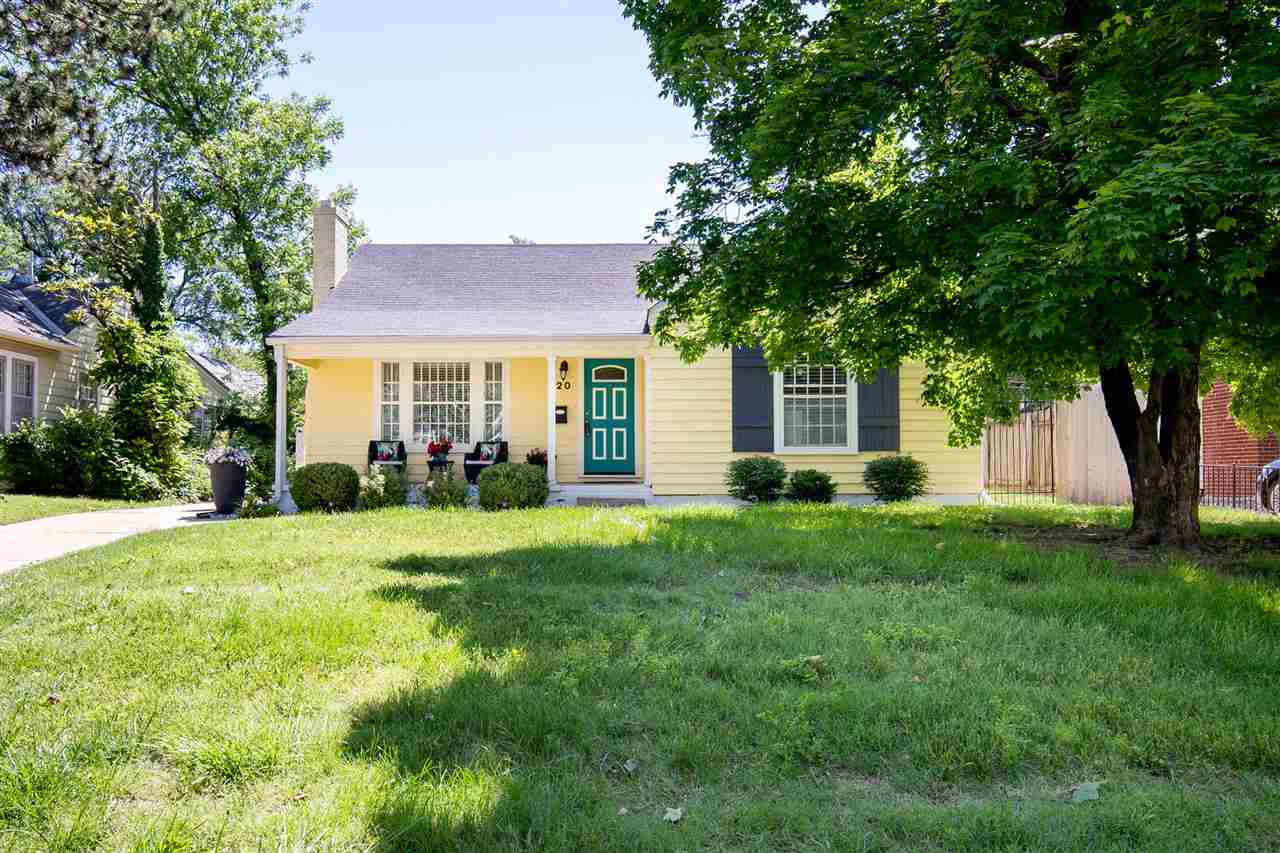 This home is just beautiful! Walking up the driveway to that front porch you are taken by the curb a