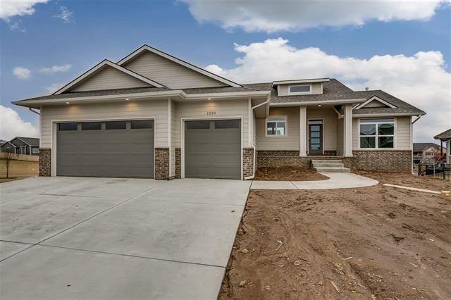 For Sale: 16116 W Sheriac, Wichita KS