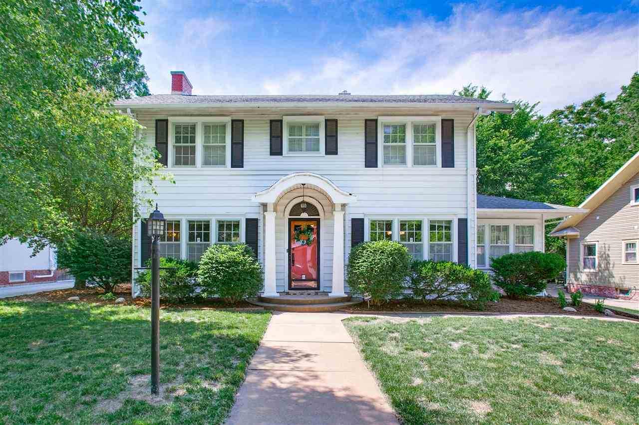 Welcome home to this charming two story home in the heart of College Hill.   Walking distance to the