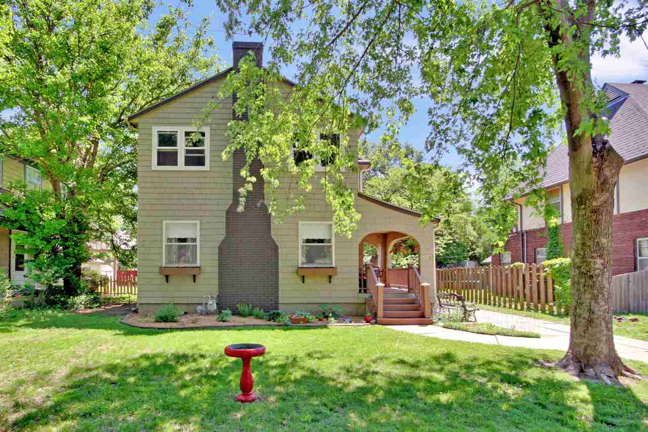 Welcome home! This is a wonderfully updated home on a gorgeous street with lots of charm. You are gr