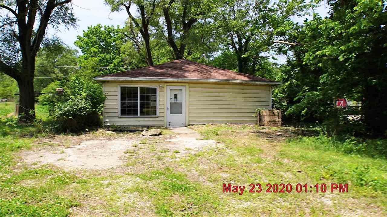 Country living in this 2 bdrm, 1 ba ranch home with huge detached garage on large lot.   **This prop