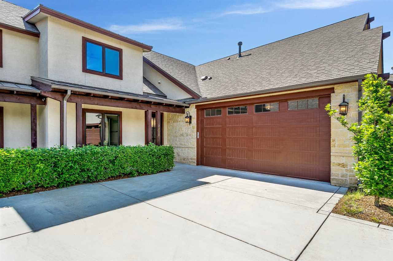 New new new!!  Just restaged & updated. Enjoy town home living at its finest!  All the exterior is m