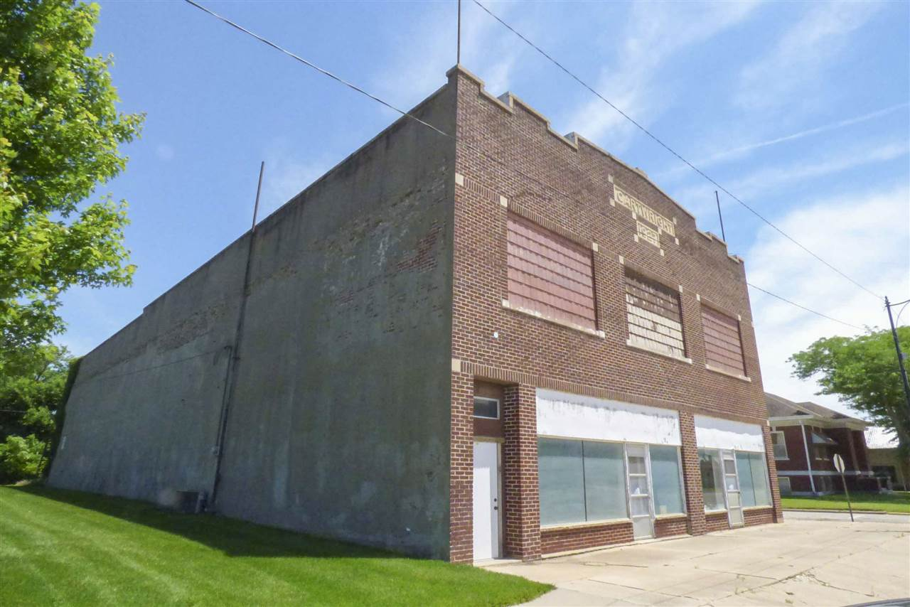 For Sale: 600 N Main St., Eureka KS