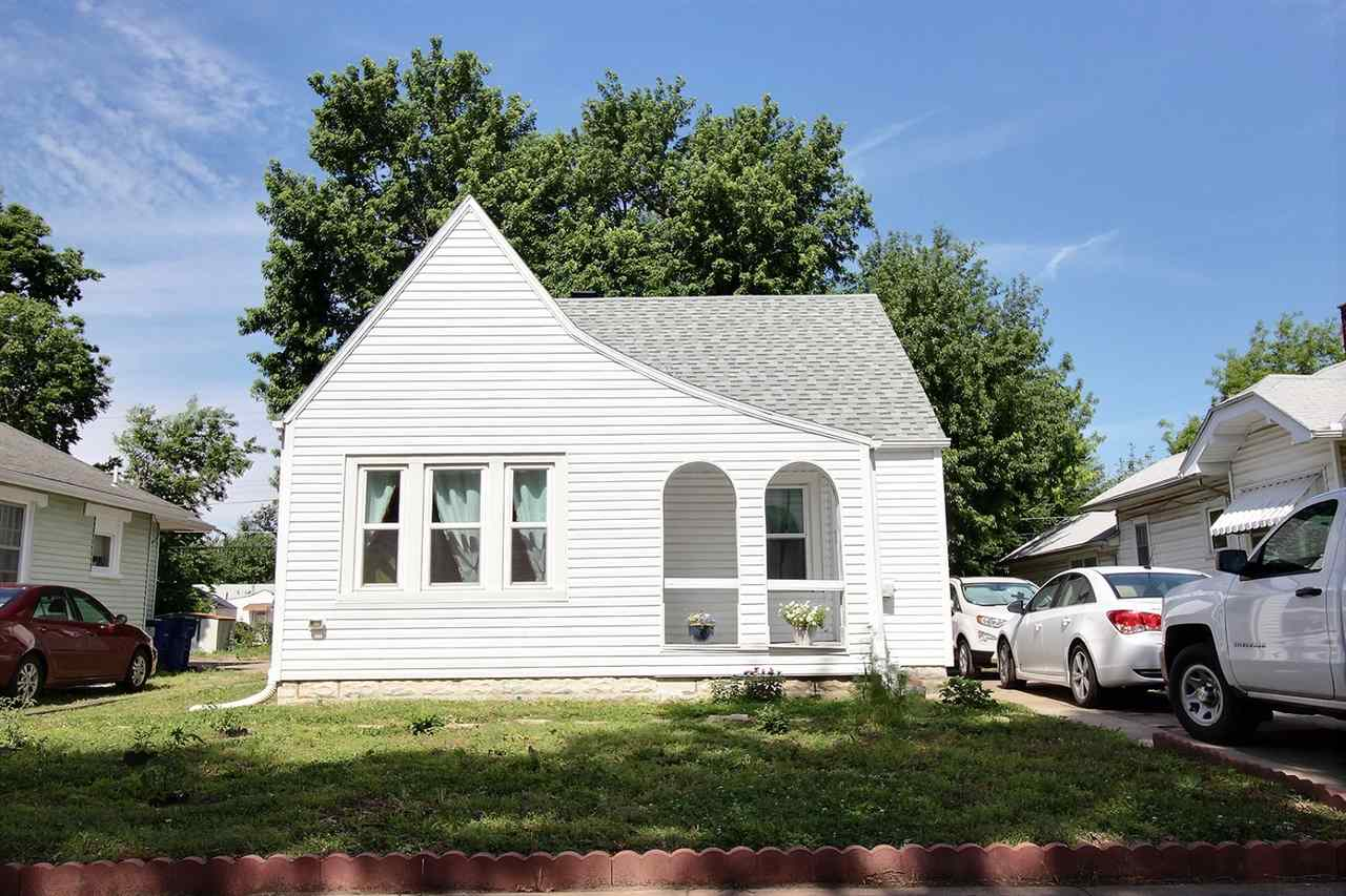 This charming 2 bedroom, 1 bathroom bungalow has had all of the major upgrades done for you and is m