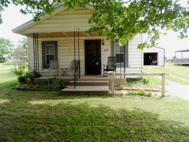 For Sale: 110 N Logan St, Attica KS